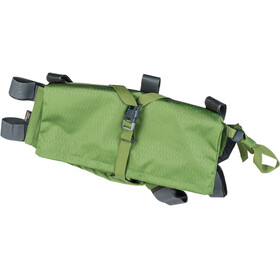 Acepac Roll Bike Pannier L green
